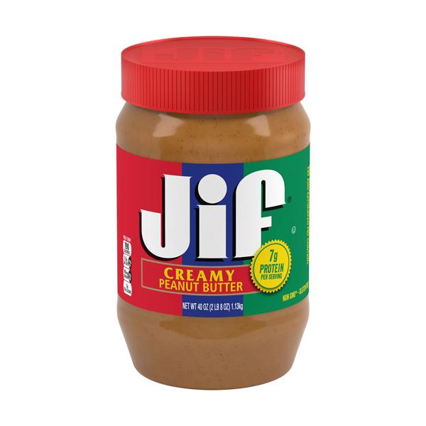 JIF ピーナッツバタークリーミー 1.13㎏