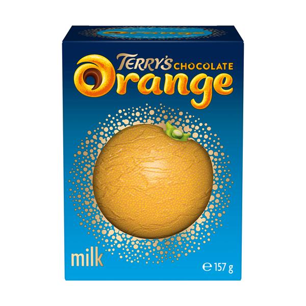 テリーズ チョコレート オレンジ ミルク 157g