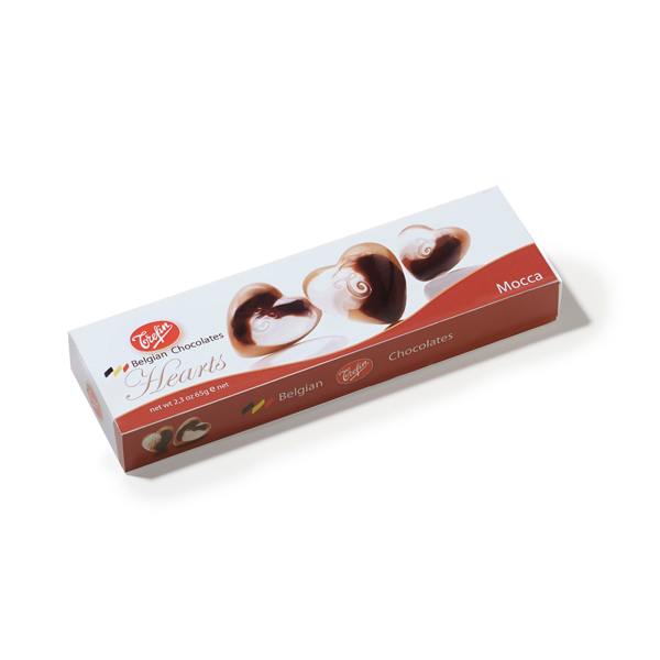 トレファン ハートチョコレート 65g