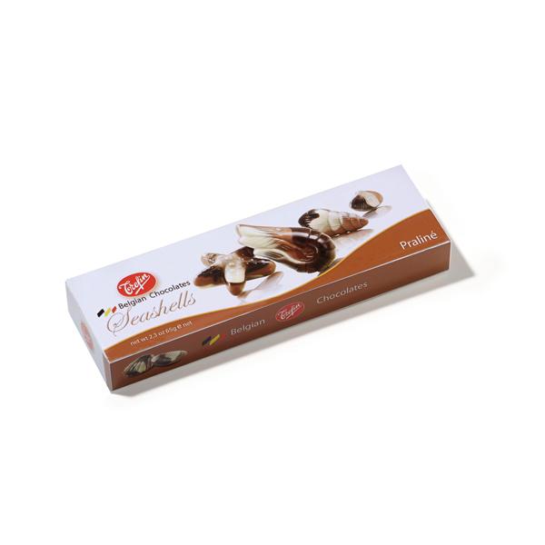 トレファン シェルチョコレート 65g