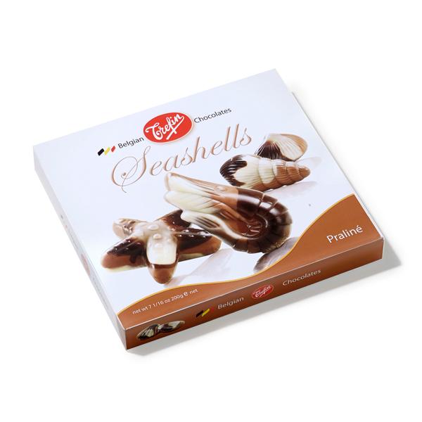 トレファン シェルチョコレート 200g
