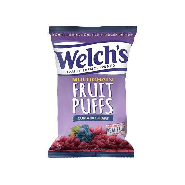 Welch's フルーツパフ グレープ 170g